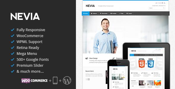 Nevia-WordPress-Theme