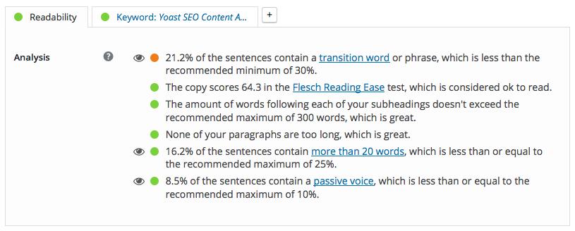文本可读性 Readability SEO评测